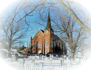 Mossy Creek Presbyterian Church photo
